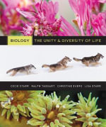 Student Interactive Workbook for Starr/Taggart/Evers/Starr's Biology : The Unity and Diversity of Life, 13th - Cecie Starr