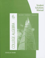 College Algebra Student Solutions Manual - James Stewart