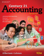 Century 21 Accounting : Advanced - Claudia B. Gilbertson