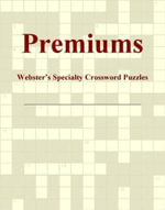 Premiums - Webster's Specialty Crossword Puzzles - Inc. ICON Group International