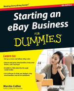 Starting an eBay Business For Dummies : For Dummies (Lifestyles Paperback) - Marsha Collier