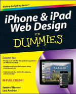 iPhone & iPad Web Design For Dummies - Janine Warner