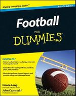 Football for Dummies, 4th Edition - Howie Long
