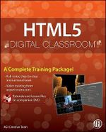 HTML5 Digital Classroom : (Book and Video Training) - Jeremy Osborn