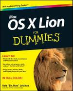 Mac OS X Lion for Dummies : For Dummies - Bob LeVitus