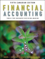 Financial Accounting : Tools for Business Decision-Making - Paul D. Kimmel