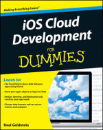 IOS Cloud Development For Dummies - Neal Goldstein