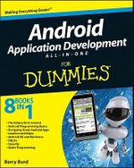 Android Application Development All-in-One For Dummies : For Dummies (Lifestyles Paperback)