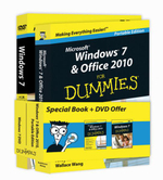 Microsoft Windows 7 & Office 2010 for Dummies - Andy Rathbone