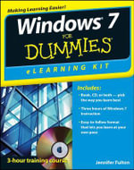 Windows 7 Elearning Kit for Dummies : For Dummies (Lifestyles Paperback) - Jennifer Fulton
