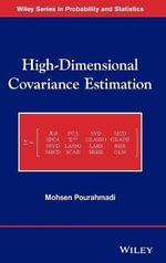 Modern Methods to Covariance Estimation : with High-Dimensional Data - Mohsen Pourahmadi