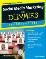 Social Media Marketing Elearning Kit for Dummies - Phyllis Khare