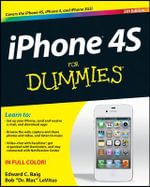 iPhone 4S for Dummies :  5th Edition - Edward C. Baig