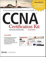 CCNA Cisco Certified Network Associate Certification Kit (640-802) Set : Includes CDs - Todd Lammle