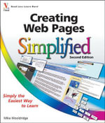 Creating Web Pages Simplified : Simplified - Mike Wooldridge