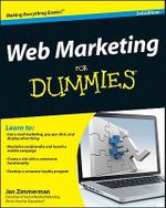 Web Marketing for Dummies : 3rd Edition - Jan Zimmerman