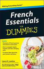 French Essentials for Dummies : For Dummies - Laura K. Lawless