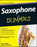 Saxophone For Dummies - Denis Gäbel