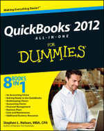 QuickBooks 2012 All-in-one for Dummies - Stephen L. Nelson