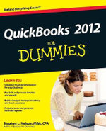 QuickBooks 2012 For Dummies - Stephen L. Nelson