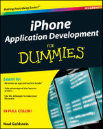 Iphone Application Development for Dummies : 4th Edition - Neal Goldstein