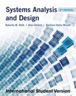 Systems Analysis and Design - Alan Dennis