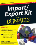 Import/export Kit for Dummies : For Dummies (Lifestyles Paperback) - John J. Capela