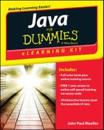 Java eLearning Kit For Dummies - John Paul Mueller