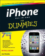 Iphone All-In-One for Dummies : For Dummies (Lifestyles Paperback) - Joe Hutsko