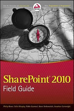 SharePoint 2010 Field Guide - Steven V. Mann