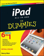 Ipad All-In-One for Dummies, 2nd Edition - Nancy C. Muir