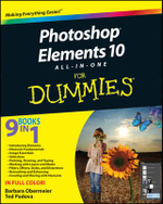 Photoshop Elements 10 All-in-One For Dummies : For Dummies - Barbara Obermeier