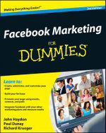 Facebook Marketing for Dummies : 3rd Edition - John Haydon