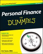 Personal Finance For Dummies, 7th Edition : For Dummies - Eric Tyson