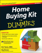Home Buying Kit For Dummies : For Dummies - Eric Tyson