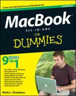 Macbook All-In-One for Dummies : 2nd Edition - Mark L. Chambers