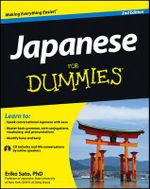Japanese For Dummies : 2nd Edition - Eriko Sato