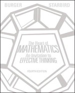 The Heart of Mathematics : An Invitation to Effective Thinking - Edward B Burger