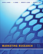 Marketing Research - David A. Aaker