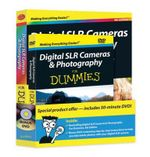 Digital SLR Cameras and Photography for Dummies : Book + DVD Bundle, 4th Edition - David D. Busch
