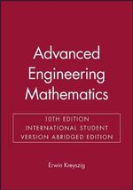 Advanced Engineering Mathematics : Instructor's Guide to Accompany Mathematica Manual - Erwin Kreyszig