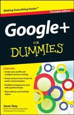 Google+ for Dummies :  Portable Edition - Jesse Stay