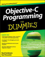 Objective-C Programming For Dummies - Neal Goldstein