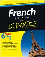 French All-in-one For Dummies : With CD - Consumer Dummies