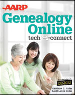 AARP Genealogy Online : Tech to Connect - April Leigh Helm