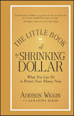 The Little Book of the Shrinking Dollar : What You Can Do to Protect Your Money Now - Addison Wiggin