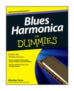 Blues Harmonica For Dummies : For Dummies - Winslow Yerxa