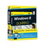 Windows 8 for Dummies Book + DVD Bundle : For Dummies (Lifestyles Paperback) - Andy Rathbone