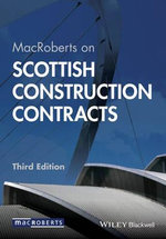 MacRoberts on Scottish Construction Contracts - MacRoberts