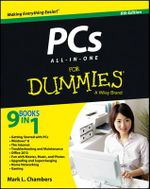 PCs All-in-One For Dummies : For Dummies (Lifestyles Paperback) - Mark L. Chambers